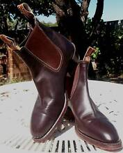 R.M.Williams Yearling Boot - Chestnut - 5G Prospect Prospect Area Preview