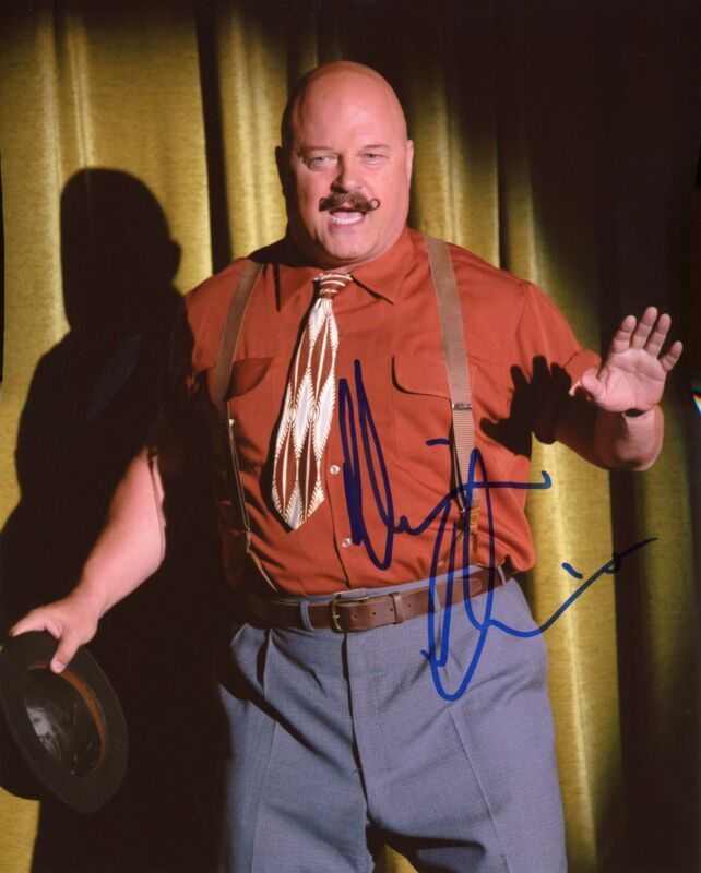 """Michael Chiklis """"American Horror Story"""" AUTOGRAPH Signed 8x10 Photo ACOA"""