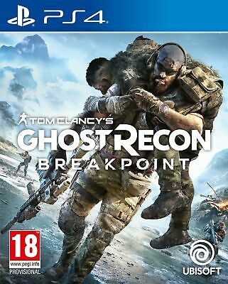 Tom Clancy's Ghost Recon: Breakpoint - PS4 / PlayStation 4 - Neu...