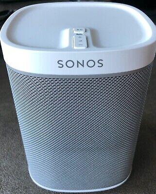 Used Sonos PLAY:1 Gen 1 Compact Wireless Speaker - White