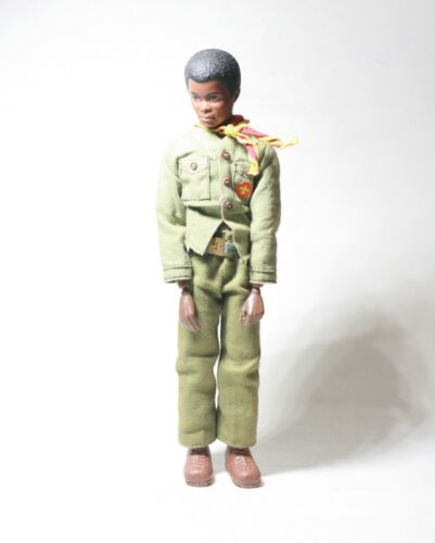 1974 Kenner Scout Action Figure African American