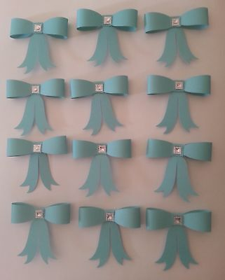Breakfast At Tiffany Inspired Wedding, Bridal Shower, Party, Blue Bows