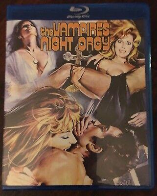 Shipping Code (The Vampires Night Orgy Code Red Blu Ray FREE U.S.)