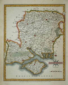 HAMPSHIRE 1787. JOHN CARY