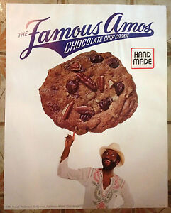 Famous Amos Chocolate Chip Cookies History