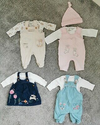 HUGE 78 piece baby girl clothes bundle 0-3 months