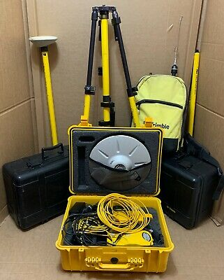 Trimble Gps Survey Equipment 5700 Tdc2 Tsc1 Tsce Zephyr Antenna Tripod Accessori