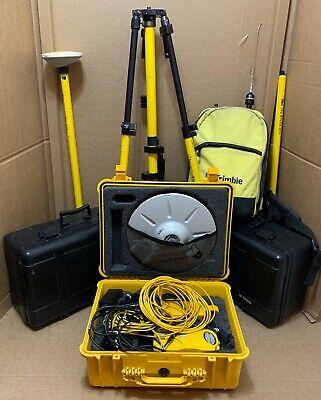 Lot Of Trimble Gps Survey Equipment 5700 Tdc2 Tsc1 Tsce Zephyr Antenna Tripod 2