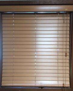 Blinds, timber venetians