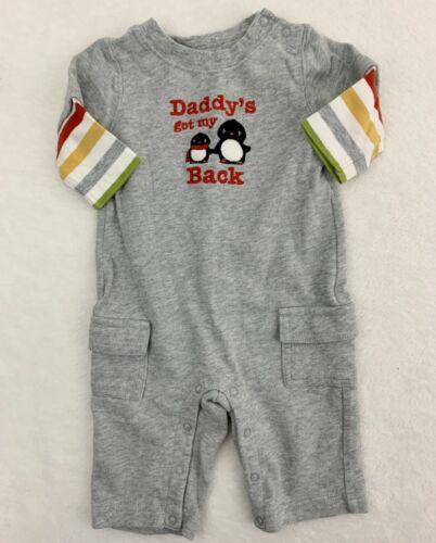 "GYMBOREE ""Happy Penguin"" Daddy"