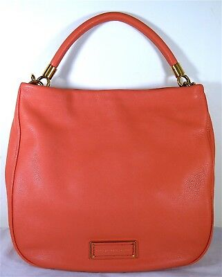 Marc by Marc Jacobs Too Hot To Handle Rose Bush Leather Hobo (Marc Jacobs Too Hot To Handle Handbag)