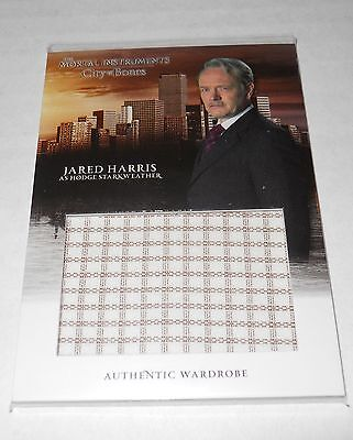 Mortal Instruments City of Bones Costume Trading Card #W-JHI Jared Harris](Harris Costume)