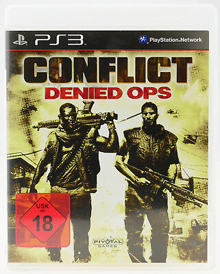 Conflict: Denied Ops | Sony Playstation 3 PS3 | komplett in OVP | sehr gut for sale  Shipping to Nigeria