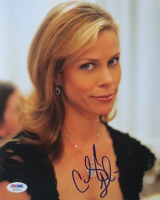 Cheryl Hines Signed Curb Your Enthusiasm Authentic 8X10 Photo  Psa Dna   H83754