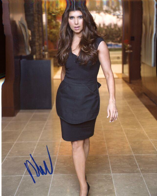 """Roselyn Sanchez """"Devious Maids"""" AUTOGRAPH Signed 'Carmen Luna' 8x10 Photo"""