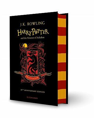 Harry Potter and the Prisoner of Azkaban - Gryffindor Edition J.K. Rowling -2019
