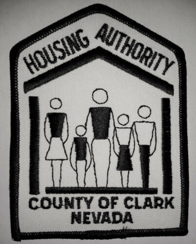Clark County Nevada Housing Authority Patch // FREE US SHIPPING
