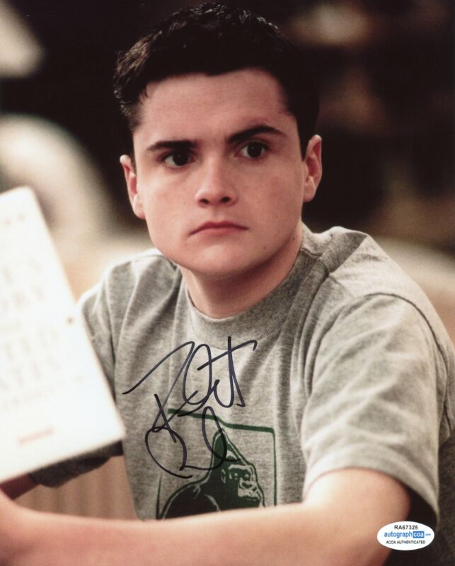 "Robert Iler ""The Sopranos"" AUTOGRAPH Signed 8x10 Photo B ACOA"