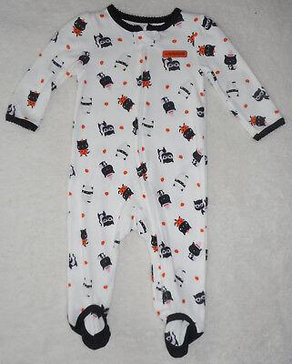 HALLOWEEN 💜 Baby Mädchen Strampler Anzug 💜 MEIN ERSTES HALLOWEEN 💜 62/68