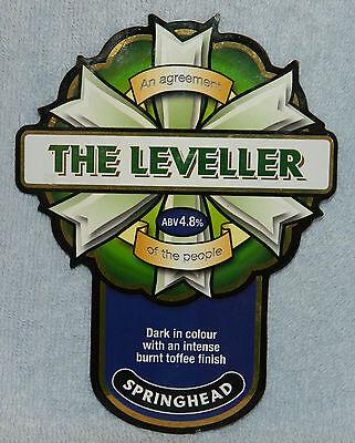 Springhead The Leveller Pump Clip Front