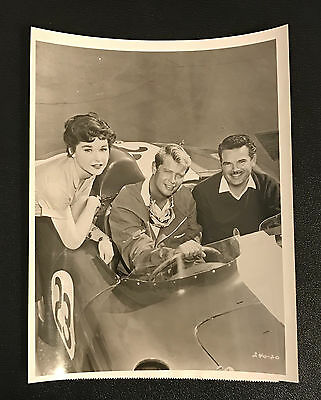 Surfside 6  Abc Tv  Press Photo  1961  Sue Randall  Troy Donahue