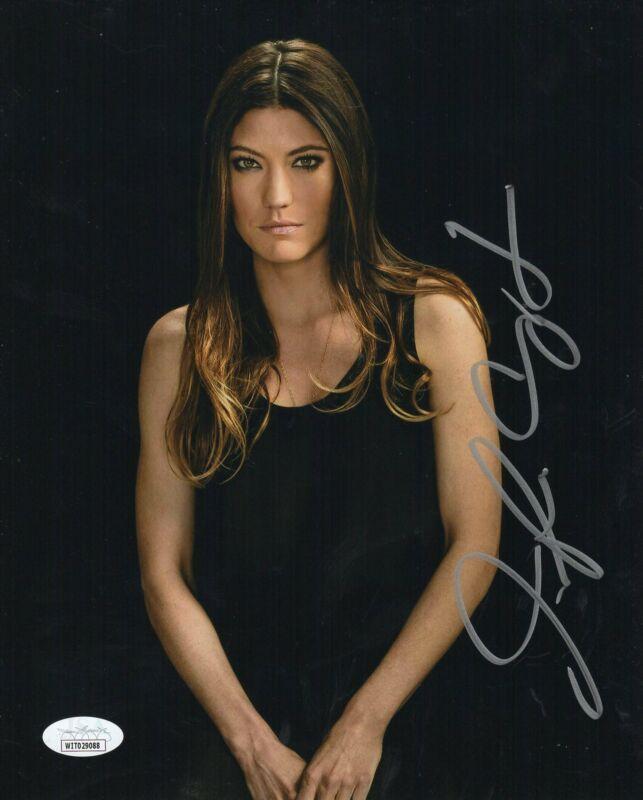 Jennifer Carpenter Autograph 8x10 Photo Dexter Debra Morgan Signed JSA COA 3