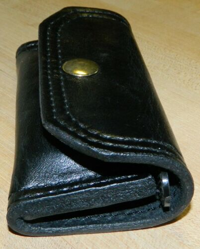 Leather Speed Strip POUCH 44 /45 lc holds 1 Bianchi Style Strip (not included)