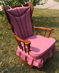 Solid Wood Glider For Sale