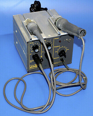 Pace Mbt-200 Micro Benchtop Soldering Station Soldering Iron Soldr X-tractor