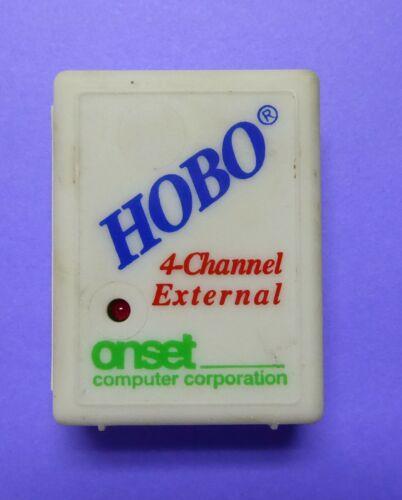 HOBO 4-Channel External Data Logger H08-006-04