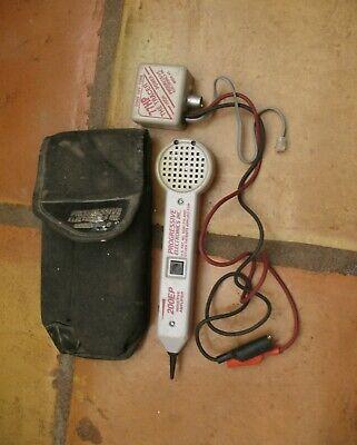 B27 - Progressive Electronics 200ep Inductive Amplifier Circuit Tracer W 77hp