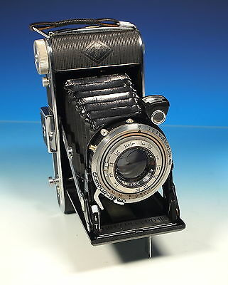Agfa Billy Record II Kamera camera Photographica appareil - (90114)
