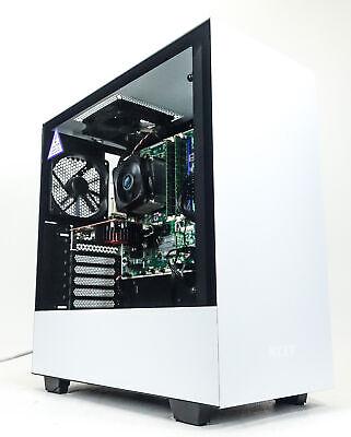 "Custom Gaming PC Computer i5-3470 3.2GHz 16GB 120GB 2.5"" SSD 1 TB HDD RX 460 2GB"