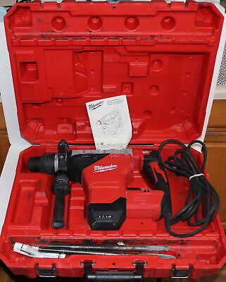 Milwaukee 1-34 Corded Sds-max Rotary Hammer 5546-21
