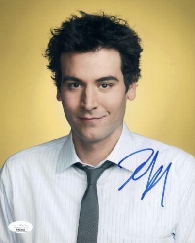 JOSH RADNOR Signed HOW I MET YOUR MOTHER 8x10 Photo Autograph JSA COA