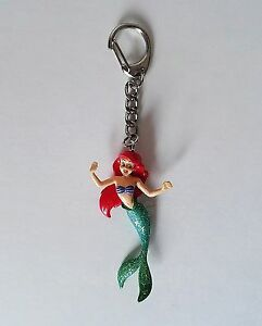 Disney Princess - The Little Mermaid - Ariel PVC Keyring/Keychain