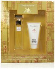 Set - Elizabeth Arden Fifth Avenue 30ml Eau de Parfum Spray + 50ml Body Lotion
