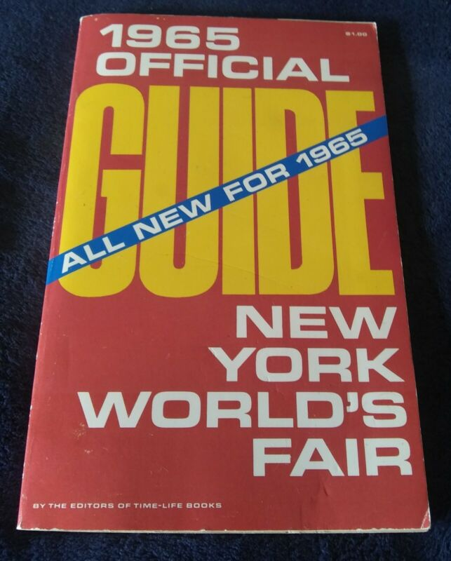 1965 Official Guide to the New York World