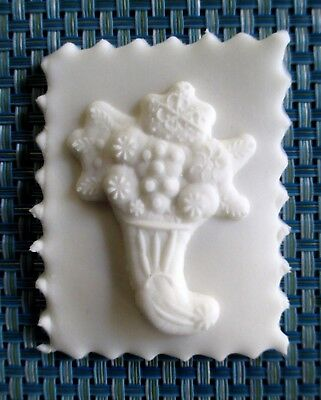 NEW GERMAN WOODEN Springerle Butter Cookie Stamp Press Mold - PRETTY CORNUCOPIA