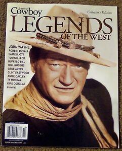 JOHN-WAYNE-American-Cowboy-COLLECTORS-Edition-LEGENDS-Of-The-WEST-Tom-Selleck