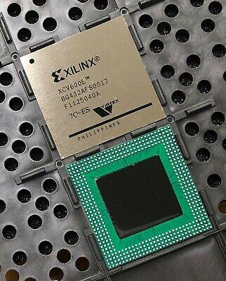 Xilinx Xcv600e-7bg432c Ic Fpga 316 Io 432mbga Engineering Samples New