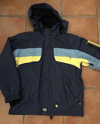 Iguana Performance Aqua-trail Waterproof Windstopper Ski Jacket Coat Small Men na sprzedaż  Wysyłka do Poland