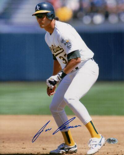 Jose Canseco Autograph Signed 8x10 Photo - Oakland Athletics (Zobie COA)