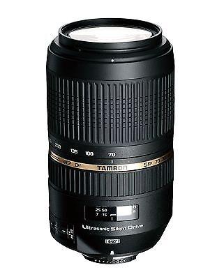 Tamron SP 70-300mm F/4.0-5.6 Di VC USD Lens f/ Nikon F AFA005NII-700