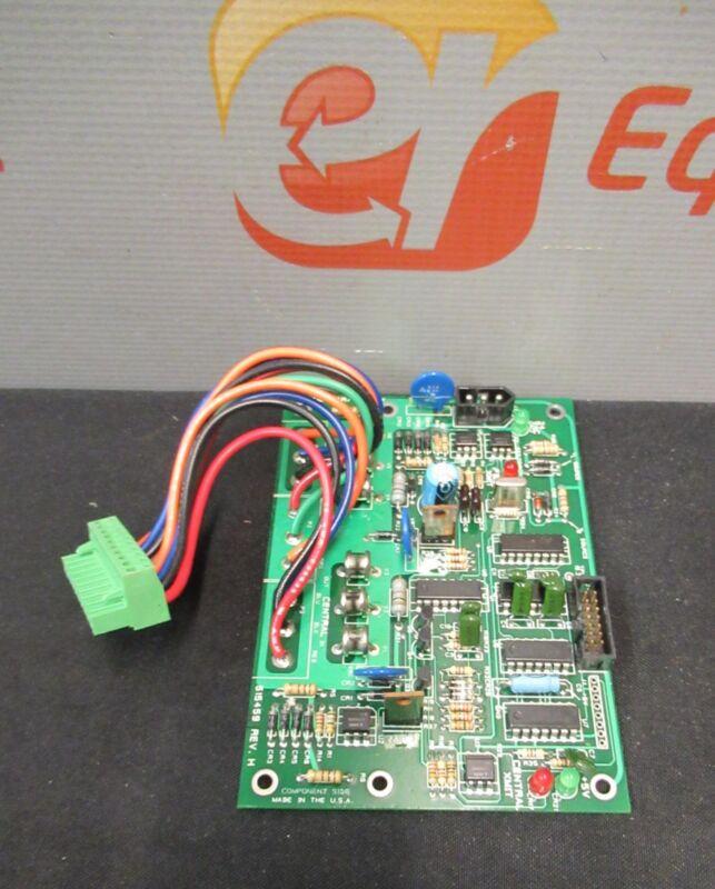 Buckner Legacy 515459 Circuit Board Hunter VSX IDS