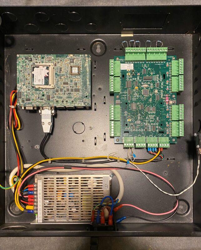 BOSCH APC-AEC21-UPS1 AEC2.1 MAIN ENCLOSURE Access Controller