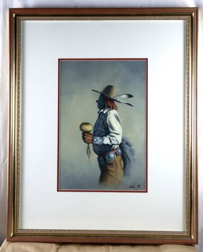 Al Bahe Original Painting
