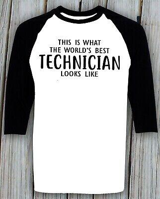 Technician T-shirt Birthday Christmas Gift Best Programmer Tech Computer