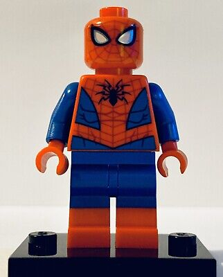 LEGO Marvel SPIDER-MAN minifigure 76115 76114 spiderman Peter Parker Red Legs