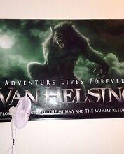 Poster Van Helsing Coomera Gold Coast North Preview
